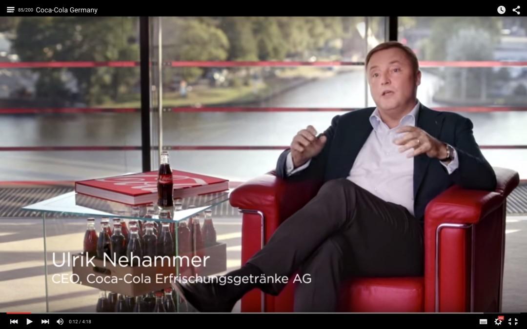 iPad-only – geht das wirklich? Coca-Cola macht es vor.