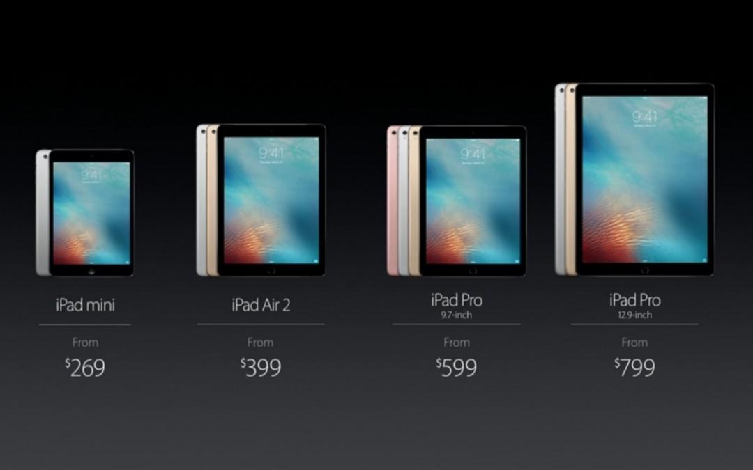 Das hat Apple am 21.3. präsentiert