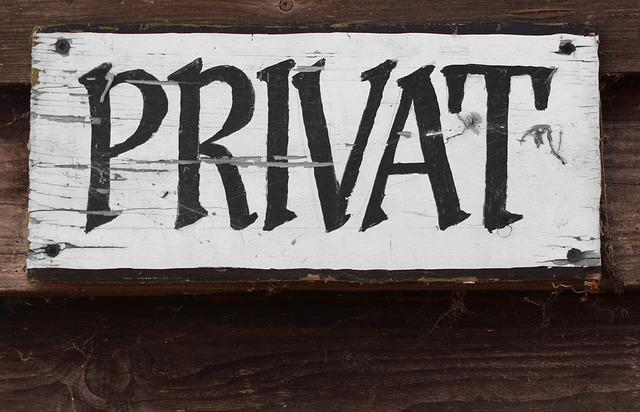 Für und gegen die Privatnutzung