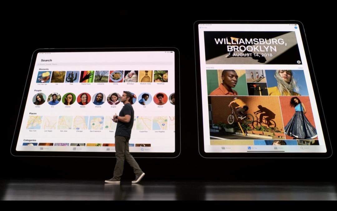 Apple Keynote 30.10.2018