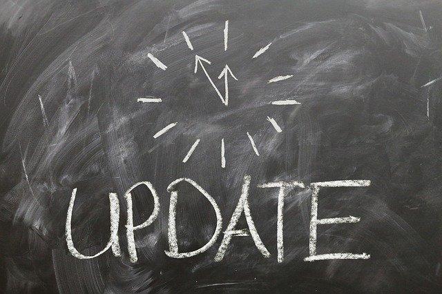 Wie geht man mit Updates um?