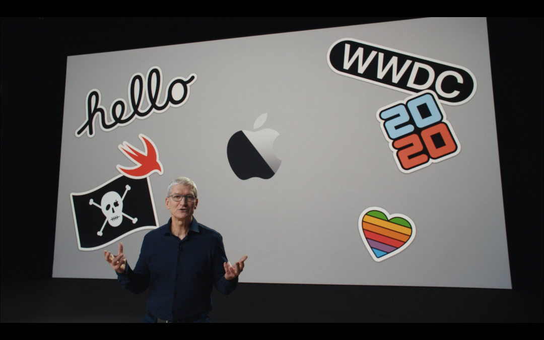 Apple Keynote 22. Juni 2020 Zusammenfassung für Business-User