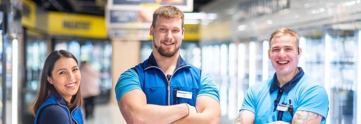 Myyjiä, S-market Pukinmäki, Helsinki, HOK-Elanto - Avoimet työpaikat
