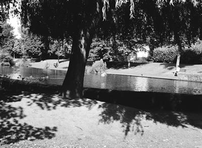 Melancholy Park – 01
