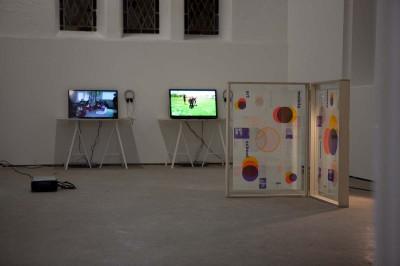 Mobile Art School – Lismore Exhibition – 01