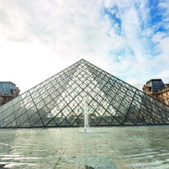 Cdg Paris The Louvre 1016 03