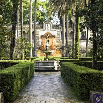 Spain Seville Alcazar Gardens 182433550 Rfis 1218