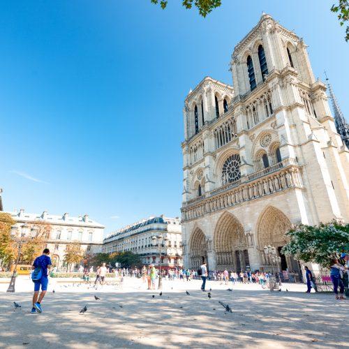 Cdg Paris Notre Dame 1016 02