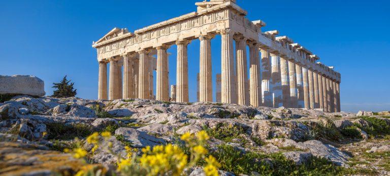 POI ATH Athens Acropolis Parthenon 467699714 Getty