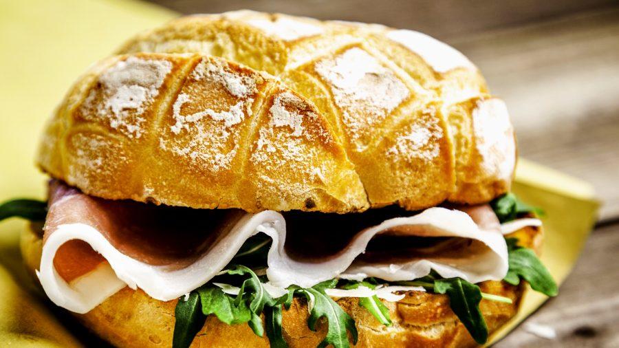 Ciabatta Bread With Prosciutto Parmesan 492812740 Rfis 1218