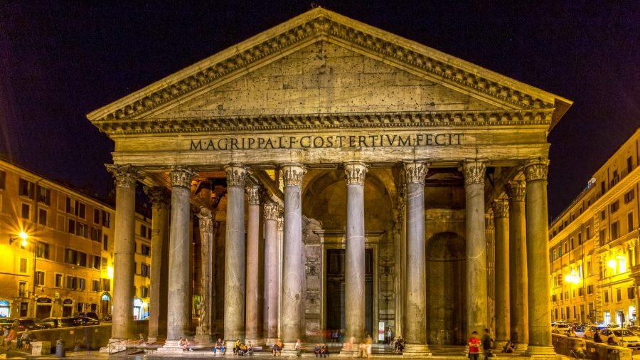 Fco Rome Pantheon 0614 30