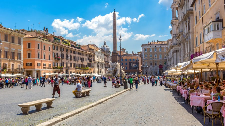 Fco Rome Piazza Navona 0614 04