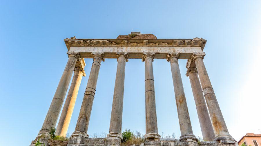 Fco Rome Roman Forum 0614 23
