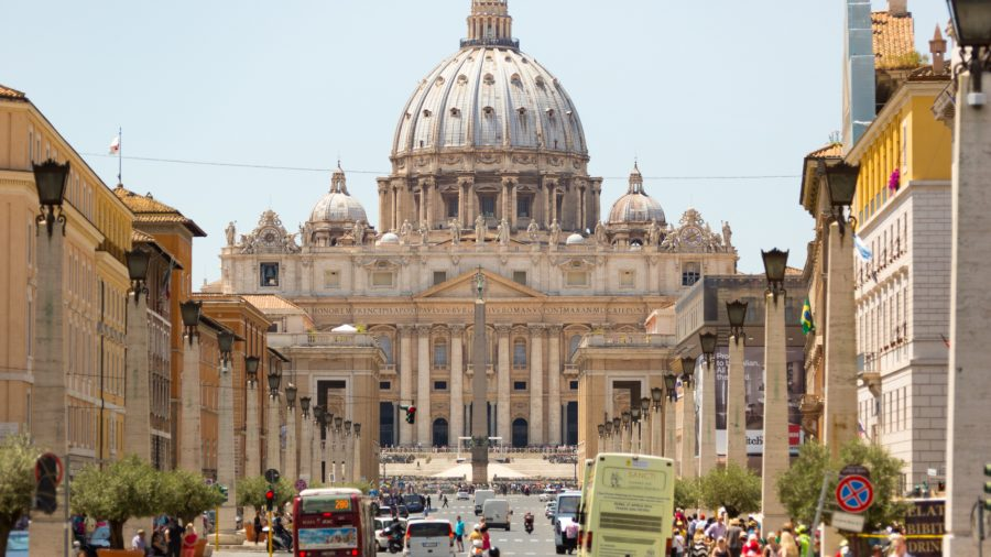 Fco Rome Stpeters Vatican 0614 06