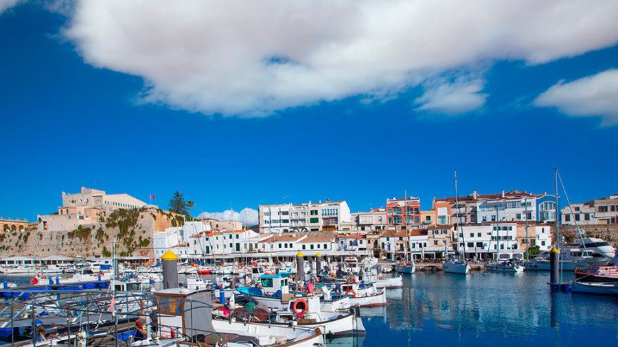 FFTM Ciutadella port