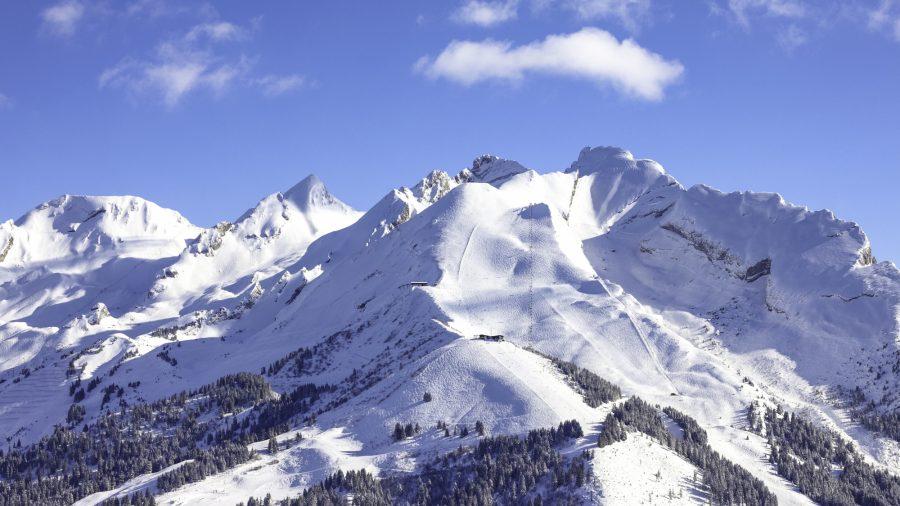 France La Clusaz Ski Slopes 182474732 Rfis 1218