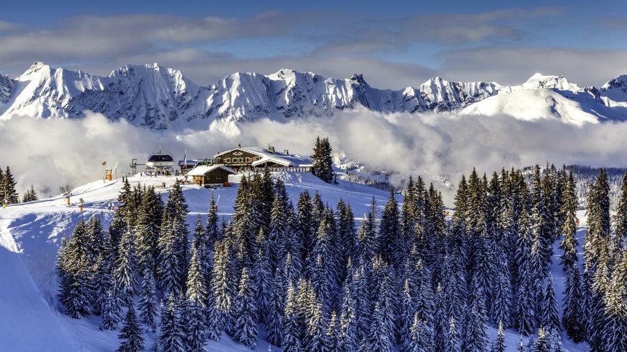 France Mountain Peak Near Megeve 179063204 Rfis 1218