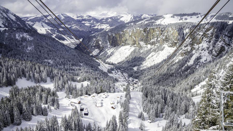 France New Prodains Valley Morzine 167384695 Rfis 1218
