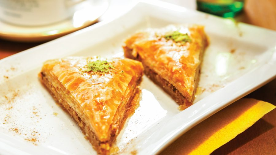 Greece Baklava 2142747 Rfis 0316