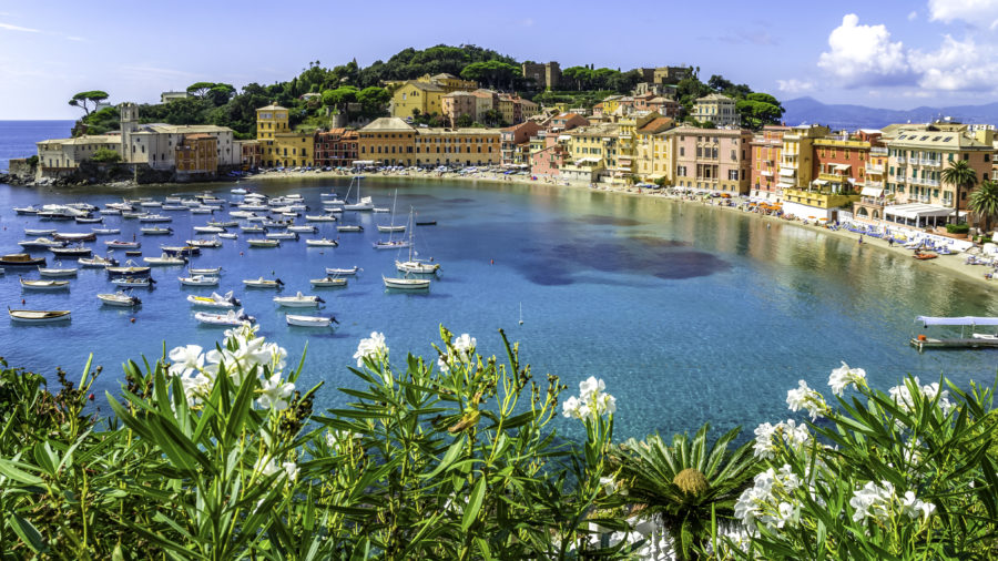 Italy Linguria Sestri Levante The Bay Of Silence 630019690 Rfis 1218