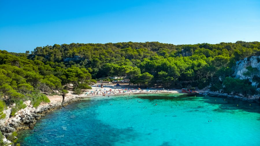 Mah Cala Macarella Beach 0117 06