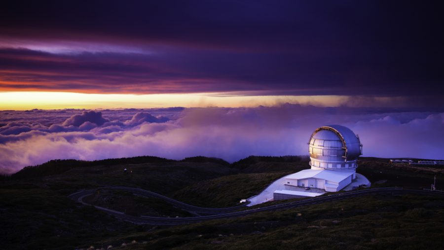 Observatory At Sunset 185064870 Rfis 1218
