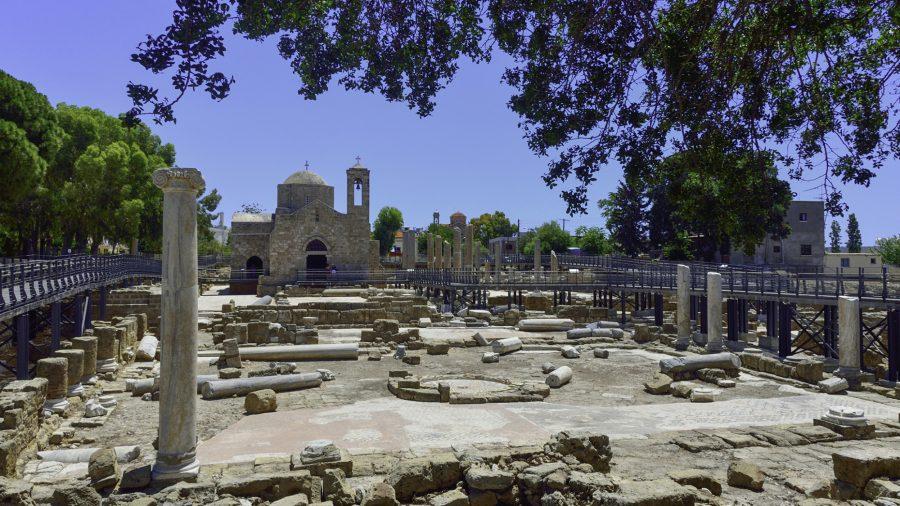 Pfo Hrysopolitissa Basilica  St Pauls Pillar 585515432 Rfis 1218