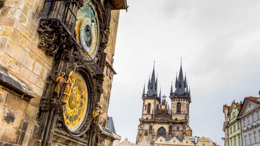 Prg Astronomical Clock 0215 05