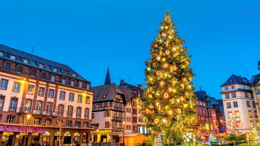 SXB Strasbourg Christmas at Place Kleber 1198037501 Getty RGB 136 DPI For Web