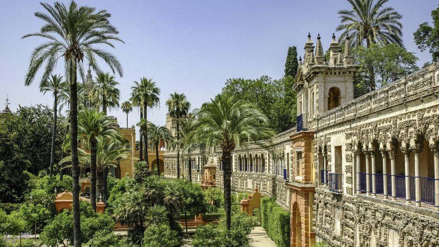 Seville Alcazar Gardens 454418959 Rfis 1218