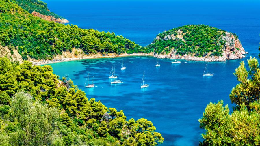 Skopelos Stafilos beach 531872680 Getty RGB 136 DPI For Web