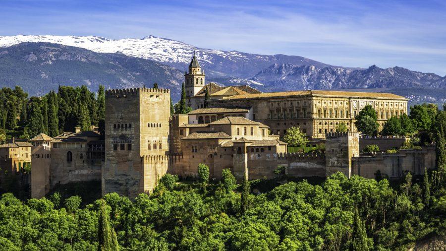 Spain Alcazaba Of Alhambra 496429982 Rfis 1218