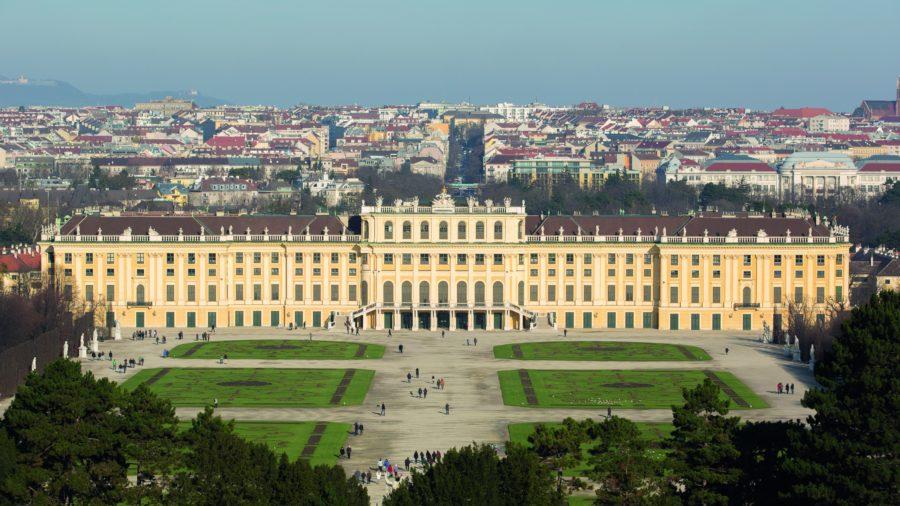 Vie 181 Schonbrunn Palace 0115 24