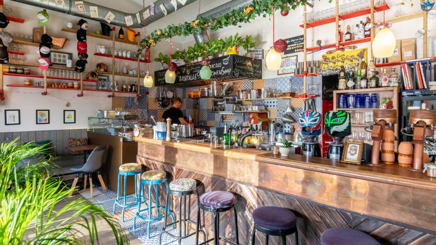 Vie Cafe Mendez 1218 3