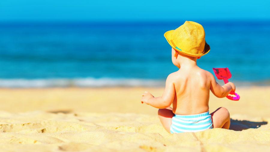 Baby Toddler Beach 672754468 Getty RGB 136 DPI For Web