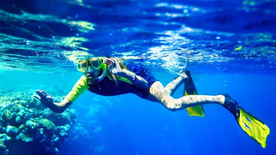Halkidiki Snorkelling