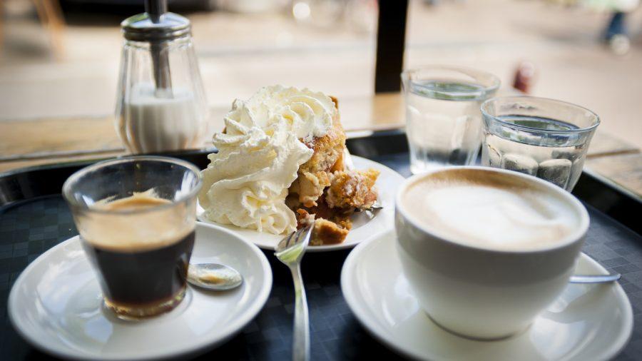 Amsterdam food - coffee