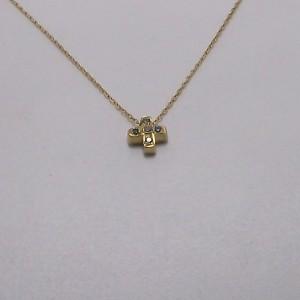 Σταυρός Κ18 χρυσό - crg044