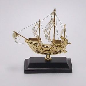 Επάργυρο δώρο καράβι gt022