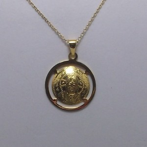 Κολιέ χρυσό 9Κ- nkg9078