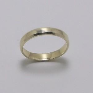 Βέρες Γάμου κίτρινες K9 χρυσό - wrg9007