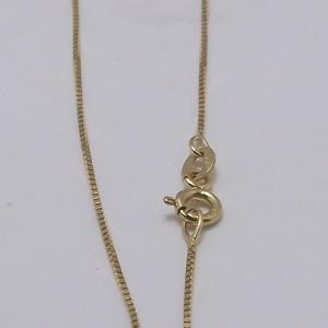 Καδένα κίτρινο Κ9 χρυσό - chg9003a