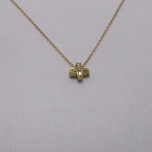 Σταυρός Κ18 χρυσό - crg045