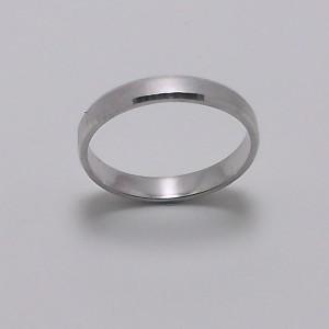 Βέρες Γάμου λευκό K9 χρυσό - wrg9008