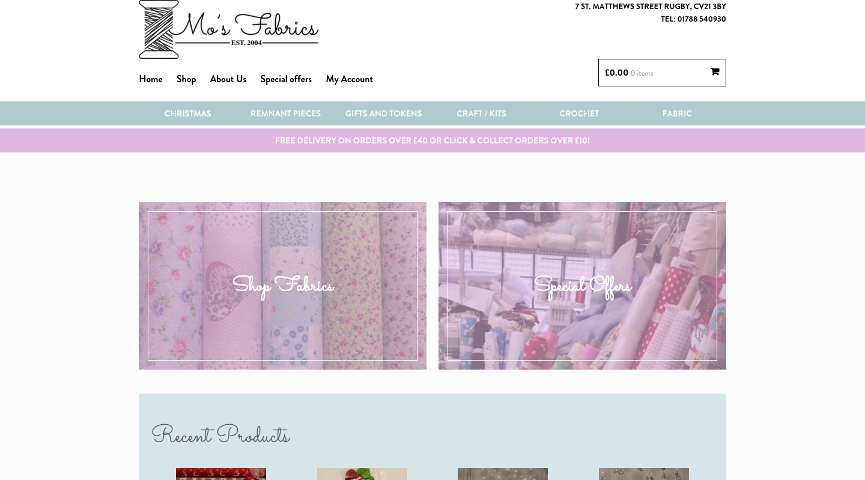 Mo's Fabrics
