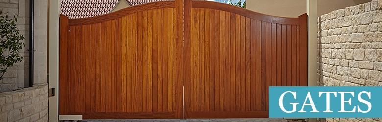 J H Mayor - gates