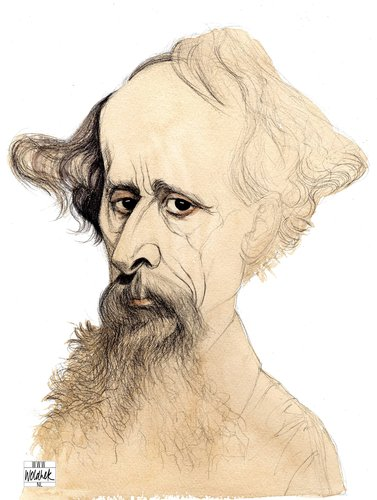 charles dickens interesting facts