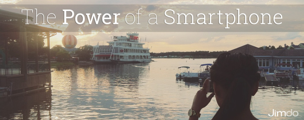 The Power of a Smartphone