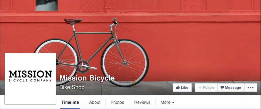 Mission Bikes cover image