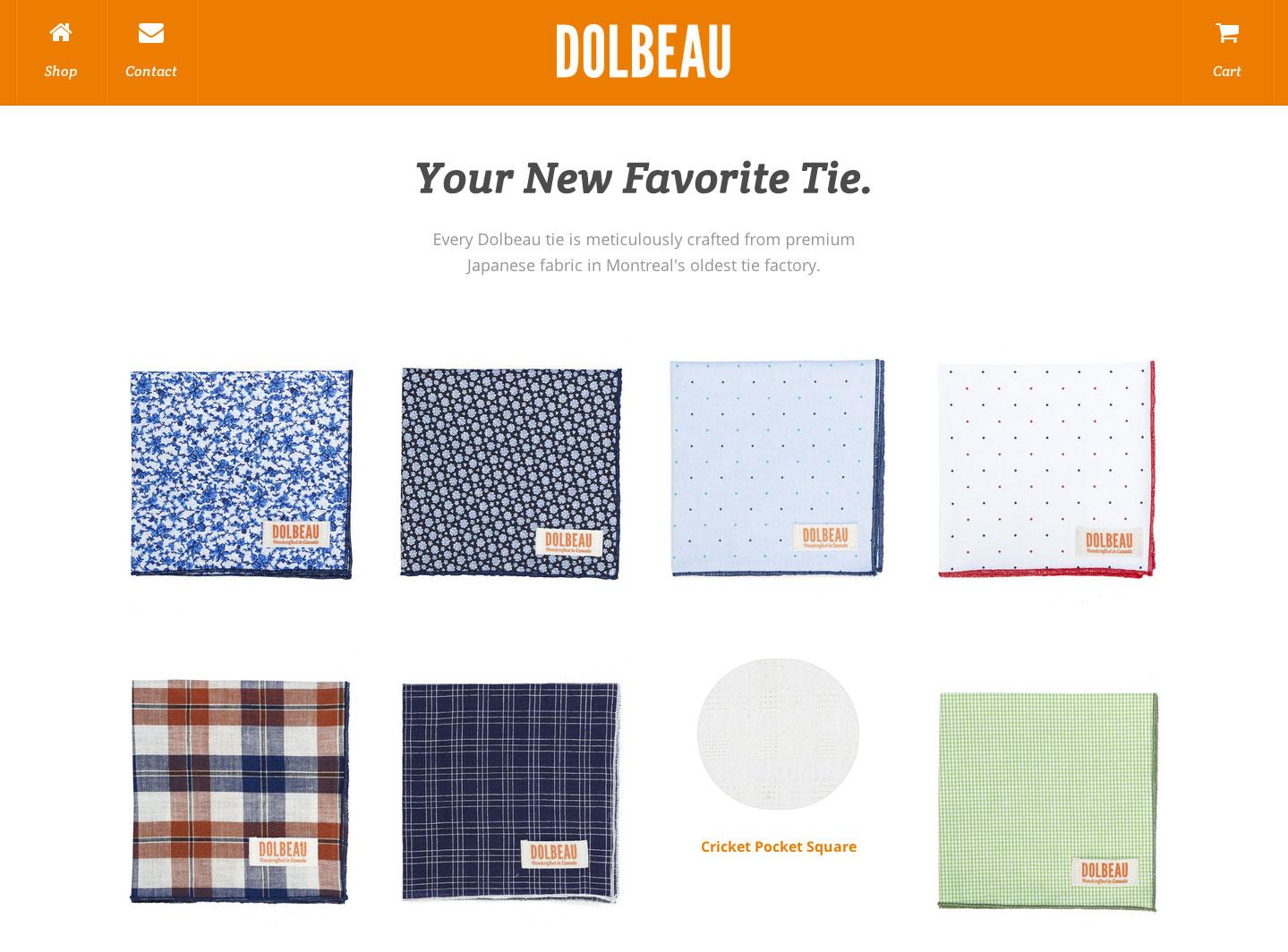 Dolbeau - Orange Example